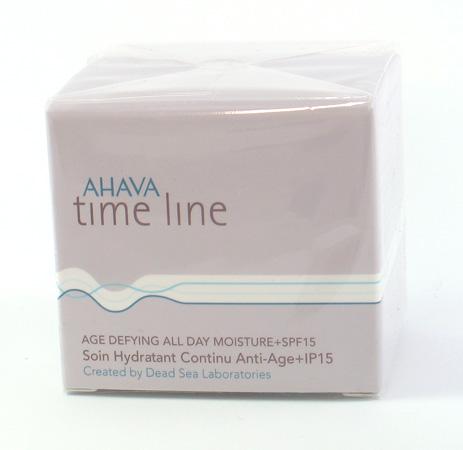 AHAVA Age Defying All Day Moisture + SPF 15