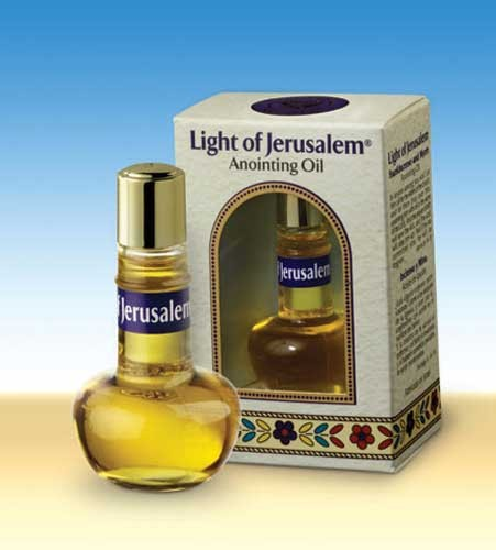 Light of Jerusalem - Anointing Oil