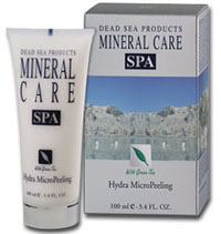 Mineral Care Hydra Micropeeling