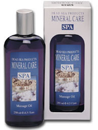 Mineral Care Massage Oil