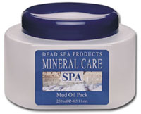 Mineral Care Mud Oil Pack
