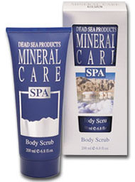 Mineral Care Body Scrub