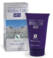 Mineral Care Velvet Foot Cream
