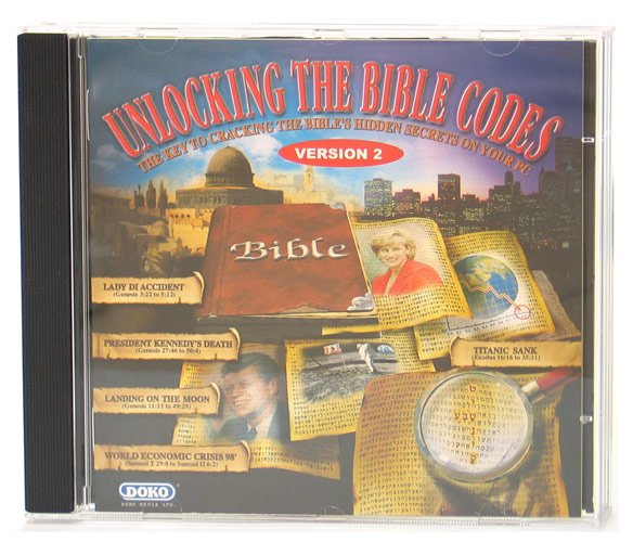 Unlocking the Bible Codes Software