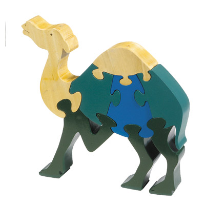 Standing Camel Puzzle