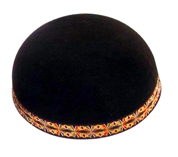 Yemenite Kippah