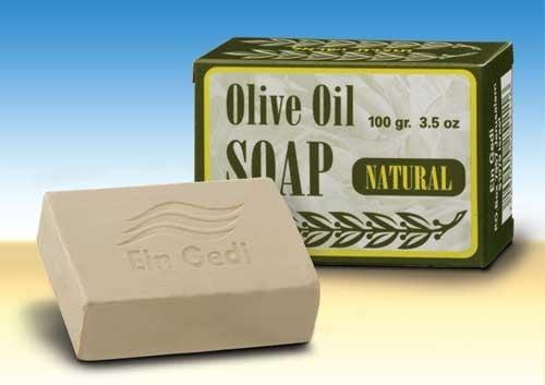 Ein Gedi Olive Oil Soap