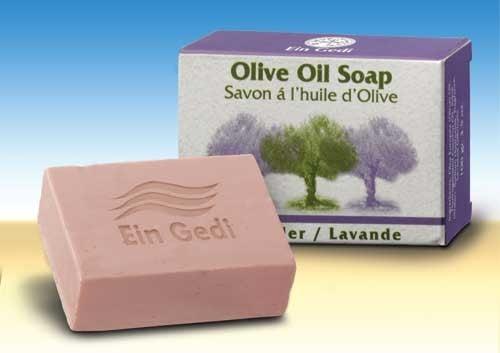 Ein Gedi Olive Oil Soap - Lavender