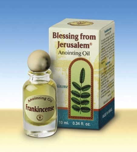 Frankincense - Anointing Oil 10