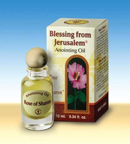 Rose of Sharon- Anointing Oil 10