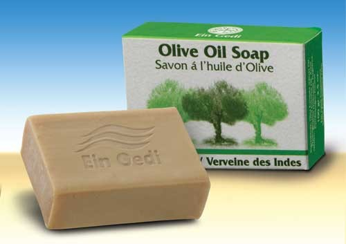 Ein Gedi Olive Oil Soap – Lemongrass