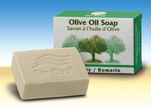 Ein Gedi Olive Oil Soap 100 gr. – Rosemary