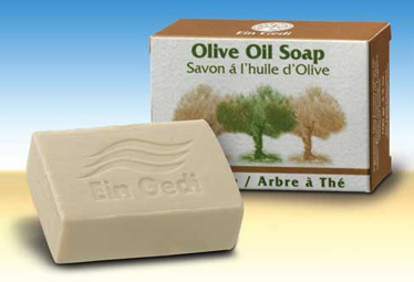 Ein Gedi Traditional Olive Oil Soap – Tea Tree