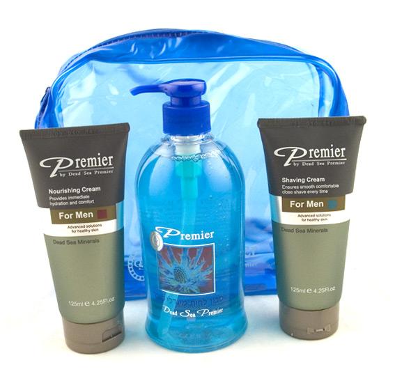 Premier Dead Sea Kit for Men