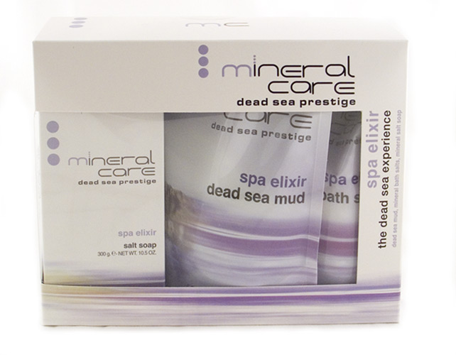 Mineral Care Spa Kit