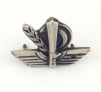 "Israeli Theme Lapel Pin – Nachal Brigade ""Granite Unit"" Symbol"