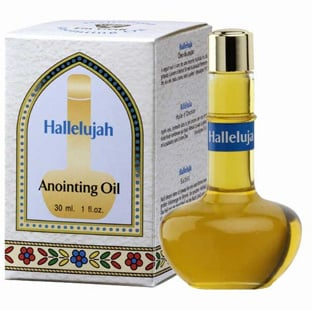 Hallelujah - Anointing Oil  30 ml.