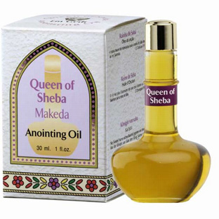 Queen of Sheba - Anointing Oil  30 ml.