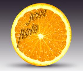 Orange  Birkat Hamazon