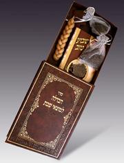 Elegant Travelling Havdalah Gift Set