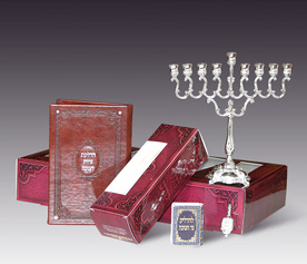 Chanukah Candle Lighting Kit