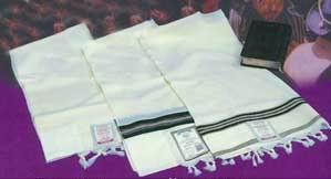 Wool Tallit Katan