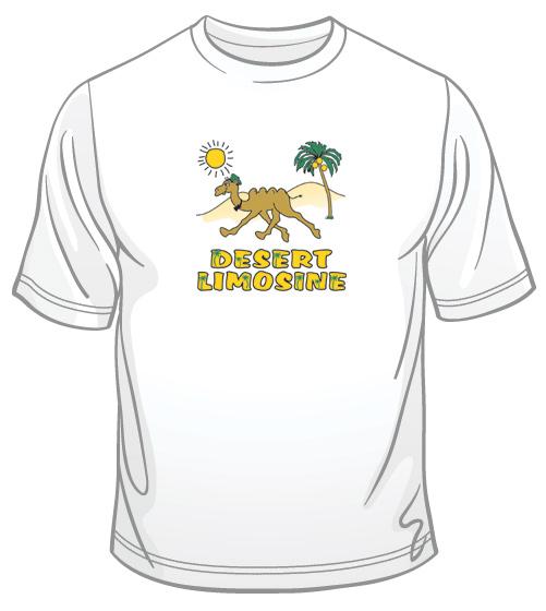 Desert Limousine T-Shirt