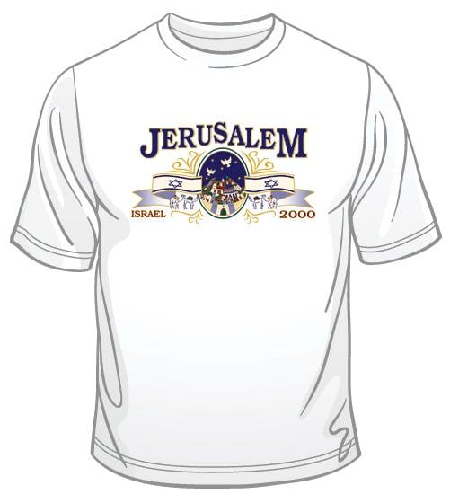 Jerusalem – Israel TShirt