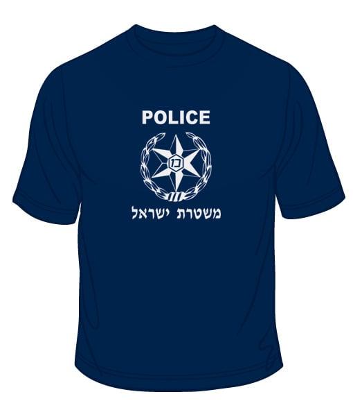 Israeli Police TShirt