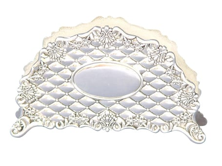 Silver Plated Napkin Holder