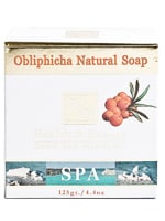 H&B Dead Sea Buckthorn Facial and Body Soap