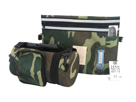 Marines design Tefillin Carrier with Tallit bag