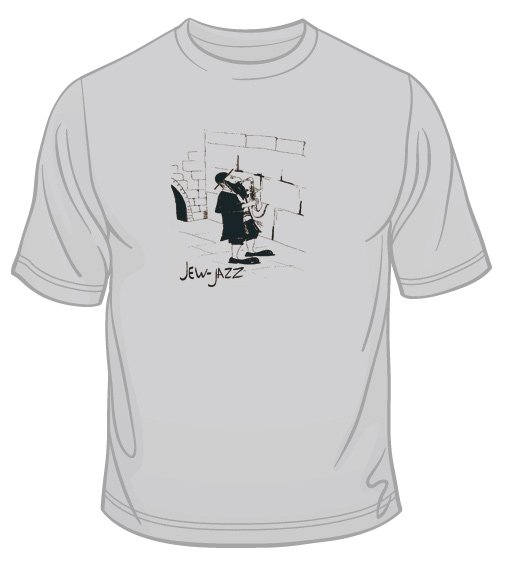 Jew Jazz TShirt