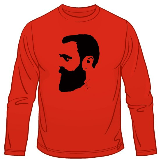 Herzl Long Sleeve TShirt