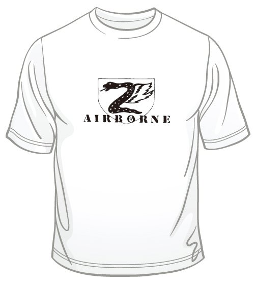 Israeli Air Force Paratroopers T-Shirt