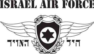 Israeli Air Force Long Sleeve T-Shirt