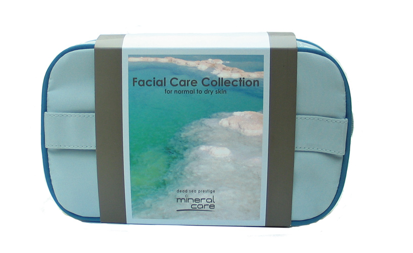 Mineral Care Facial Care Kit for Normal to Dry Skin