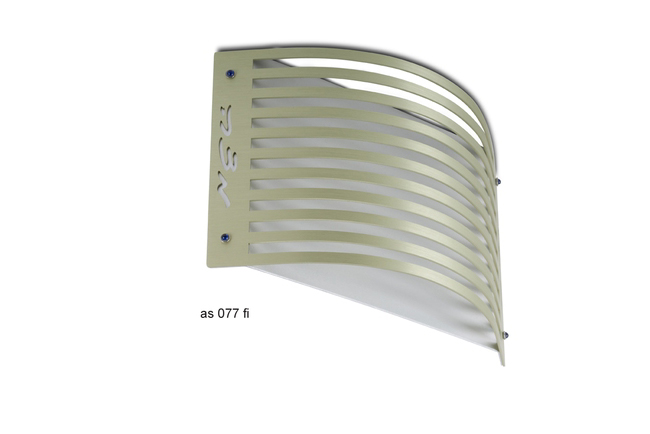 Adi Sidler Silver color Linear Matza Stand