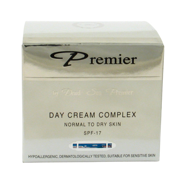 Premier Day Cream Complex Normal to Dry Skin SPF-17