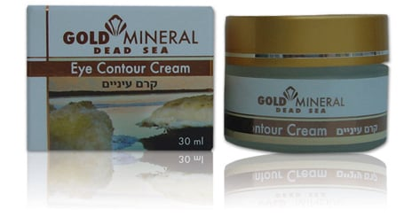 Gold Mineral Eye Cream