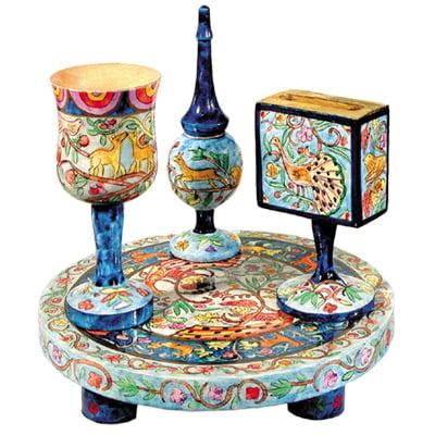 Oriental Havdalah Set