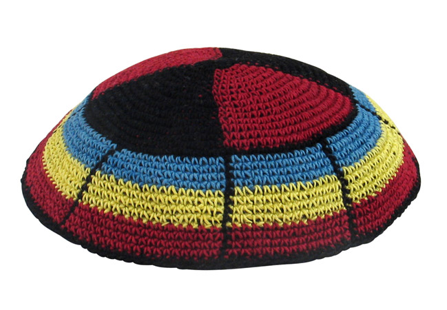 Colorful Knit Kippot