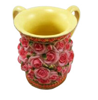 Rose design Wash cup