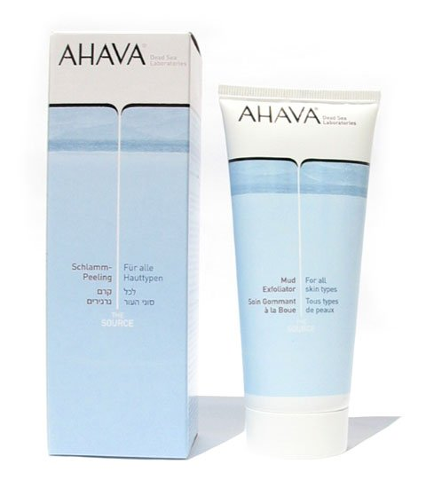 AHAVA Mud Exfoliator for all skin types