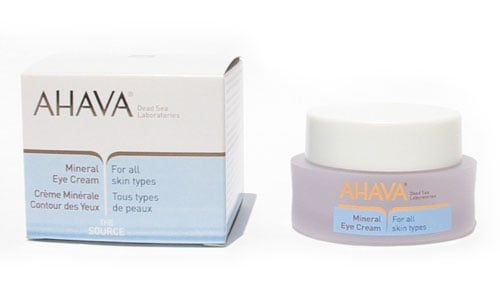 AHAVA Mineral Eye Cream for all skin types
