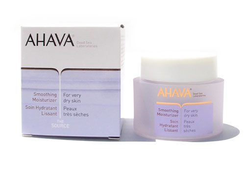 AHAVA Smoothing Moisturizer for very dry skin
