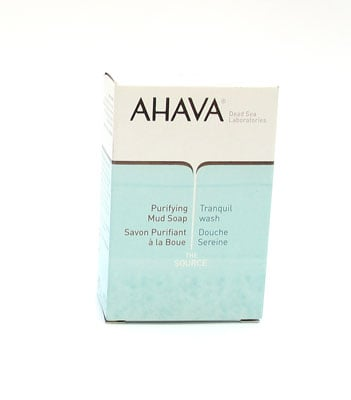 AHAVA Purifying Mud Soap for normal to oily skin