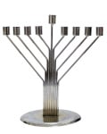 Habbad Strings Hanukkah Menorah