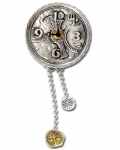 Ancient Jewish Coin Wall Clock