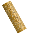 Jerusalem Stone Mezuzah by Caesarea Arts   Pomegranate